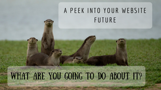 A Peek Into Your Website Future