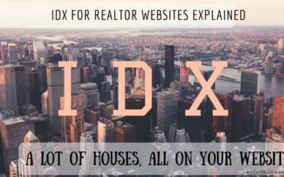 IDX for Realtor Websites Explained