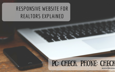 Responsive Website for Realtors Explained